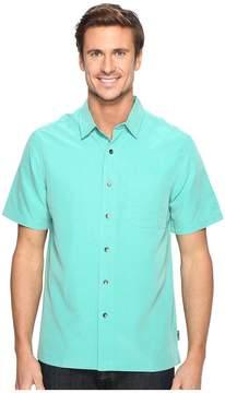 Royal Robbins Desert Pucker S/S Men's Short Sleeve Button Up