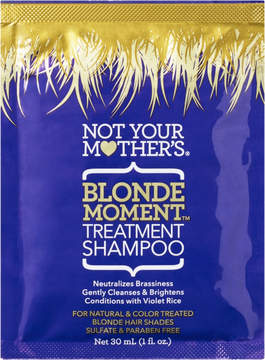Not Your Mother's Blonde Moment Treatment Shampoo Packet