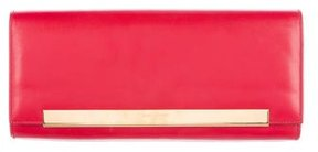 Saint Laurent Lutetia Antic Clutch - RED - STYLE