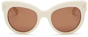 KENDALL + KYLIE Charli Cat Eye Sunglasses, 52mm