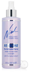 Nick Chavez RE-DONE Re-Activator Spray