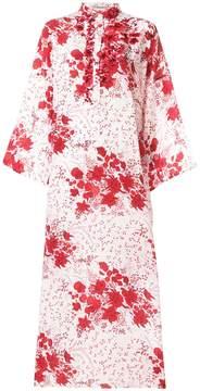 Ermanno Scervino floral shirt dress