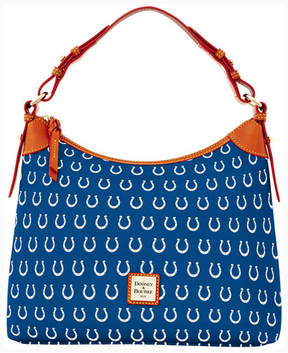 Dooney & Bourke Indianapolis Colts Hobo Bag - BLUE - STYLE