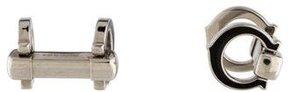 Cartier Enamel Cufflinks