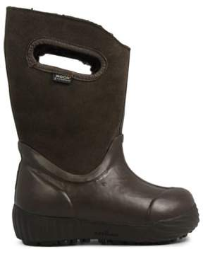 Bogs Kids' Prairie Solids Winter Boot Toddler/Pre/Grade School