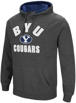 Colosseum Men's Campus Heritage BYU Cougars Pullover Hoodie