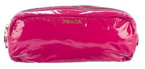 Prada Vinyl Cosmetic Bag