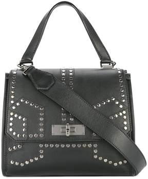 Bally studded tote bag