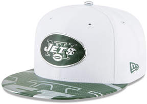New Era Boys' New York Jets 2017 Draft 59FIFTY Cap
