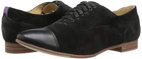 Sebago Hutton Cap Toe Women's Lace Up Cap Toe Shoes