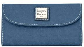 Dooney & Bourke Saffiano Continental Clutch Wallet - GRAPHITE - STYLE