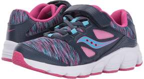 Saucony Kids Kotaro 4 A/C Girls Shoes