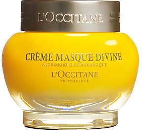 L'Occitane Immortelle Divine Cream Mask
