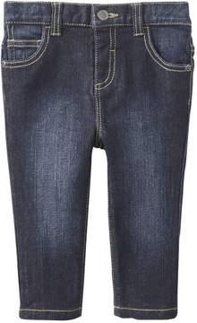 Joe Fresh Baby Boys' Denim Pant, Dark Wash (Size 6-12)