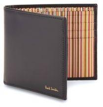 Paul Smith Bi-Fold Leather Wallet