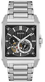 Bulova Men's Automatic Stainless Steel Watch