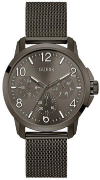 GUESS Black Multifunction Watch