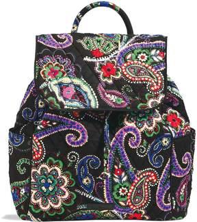 Vera Bradley Drawstring Backpack - KIEV PAISLEY - STYLE
