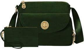 Baggallini Provence Cross-Body Bag with Wristlet