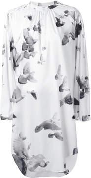 A.F.Vandevorst printed shirt dress