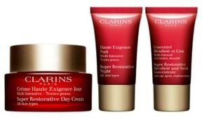 Clarins Super Restorative Day Gift Set