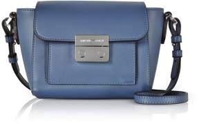 Emporio Armani Small Smooth Leather Shoulder Bag