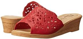Spring Step Estella Women's Wedge Shoes