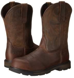 Ariat Groundbreaker Pull-on Steel Toe Men's Shoes