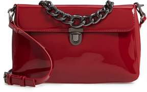 Sole Society Ladan Faux Leather Top Handle Satchel