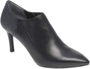 Rockport Total Motion 75Mm Leather Ankle Bootie