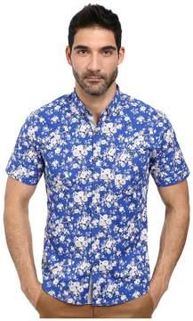 7 Diamonds All Of Me Short Sleeve Shirt Men's Short Sleeve Button Up