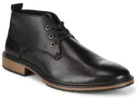 Andrew Marc Ridge Round Toe Chukka Boots