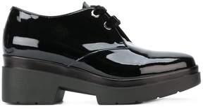 Albano lace-up platform shoes