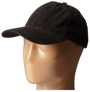 San Diego Hat Company CTH4153 Washed Ball Cap with Adjustable Leather Back Caps