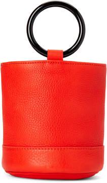 Simon Miller Red Mini Bonsai Bucket Bag