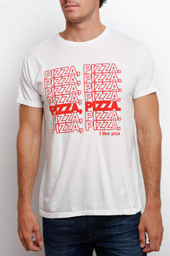 Original Retro Brand I like Pizza Tee
