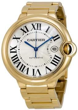 Cartier Ballon Bleu Large 18k Yellow Gold Men's Watch