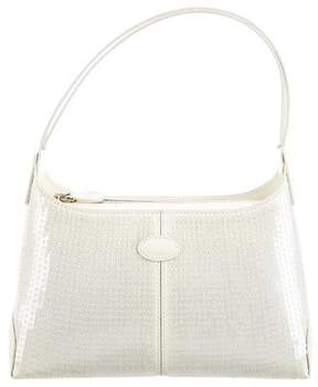 Tod's Mini Sequin Handle Bag