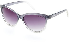 Tommy Hilfiger Grey Sharon Cat Eye Sunglasses