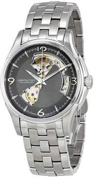 Hamilton Jazzmaster Open Heart Grey Dial Men's Watch