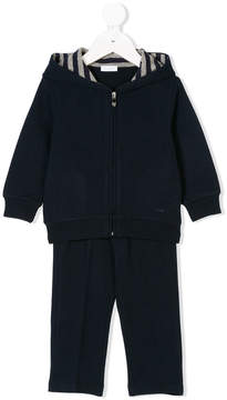 Il Gufo tracksuit with striped detail