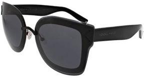 KENDALL + KYLIE Priscilla Oversized Overlay Sunglasses