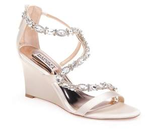 Badgley Mischka Simona Wedge Sandal