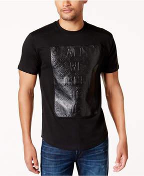 Reason Men's Embossed T-Shirt