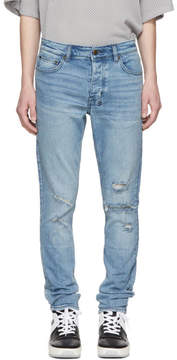 Ksubi Blue Chitch Jeans