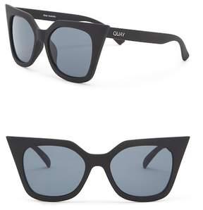 Quay 55mm Harper Cat Eye Sunglasses