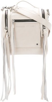 McQ Alexander McQueen Loveless mini convertible backpack