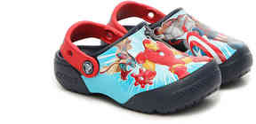 Crocs Boys FunLab Marvel Avengers Toddler & Youth Clog