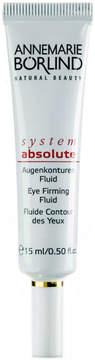 System Absolute Firming Fluid For The Eye Area by Annemarie Borlind (0.5oz Eye Fluid)