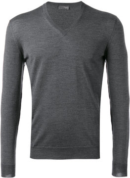 Drumohr v-neck jumper